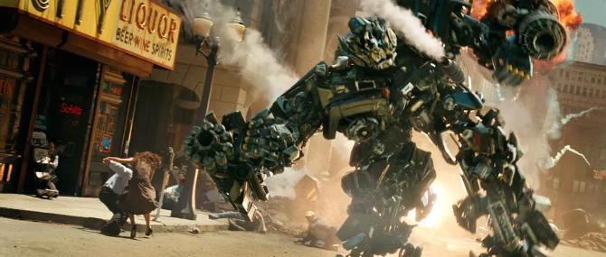 Transformers (2007)剧照2