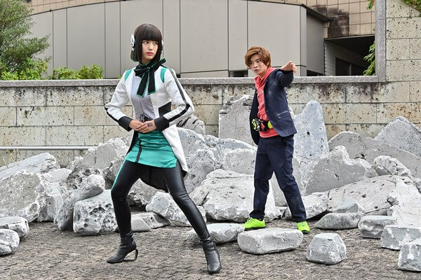 Kamen Rider Zero-One Episode 9 Subtitle Indonesia