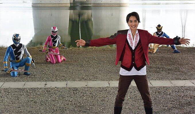 Kishiryu Sentai Ryusoulger Episode 32 Sub Indo