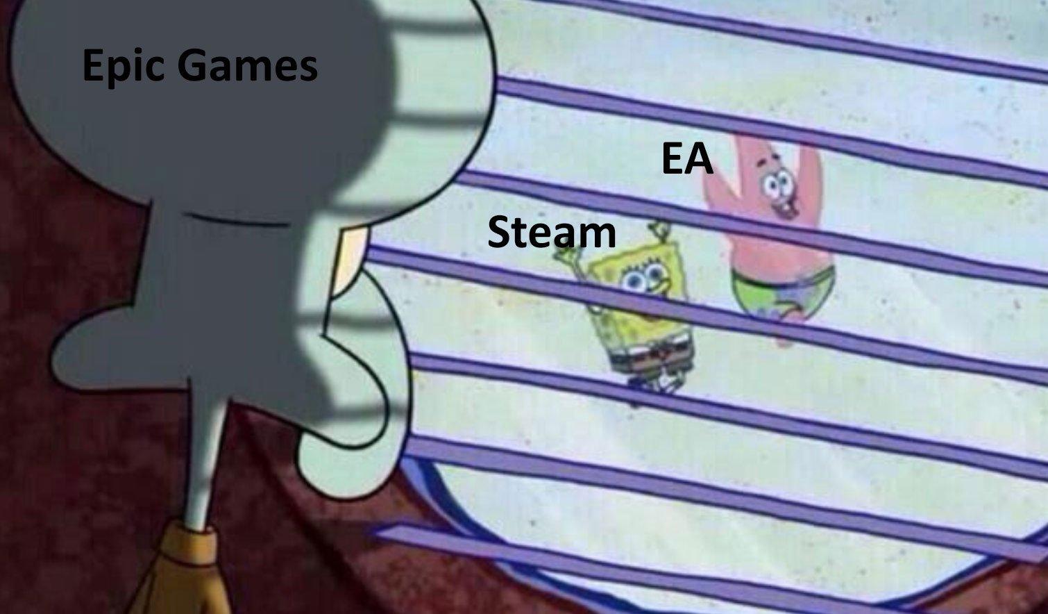 EA Twitter