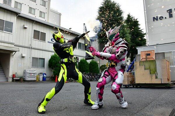 Kamen Rider Zero-One Episode 10 Subtitle Indonesia