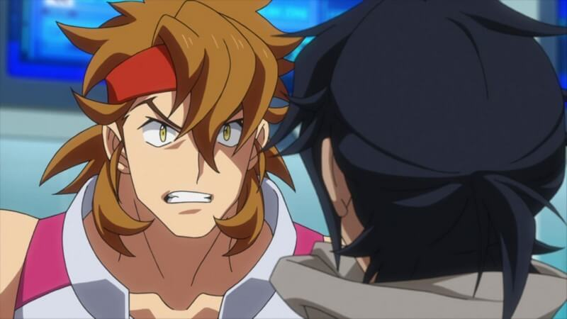 Gundam Build Divers Re:Rise Episode 6 Subtitle Indonesia