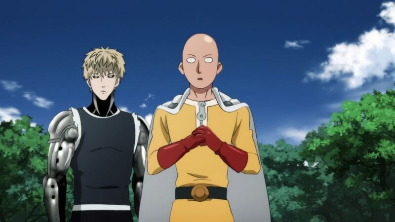 One Punch Man 2nd Season Specials Episode 1 Subtitle Indonesia