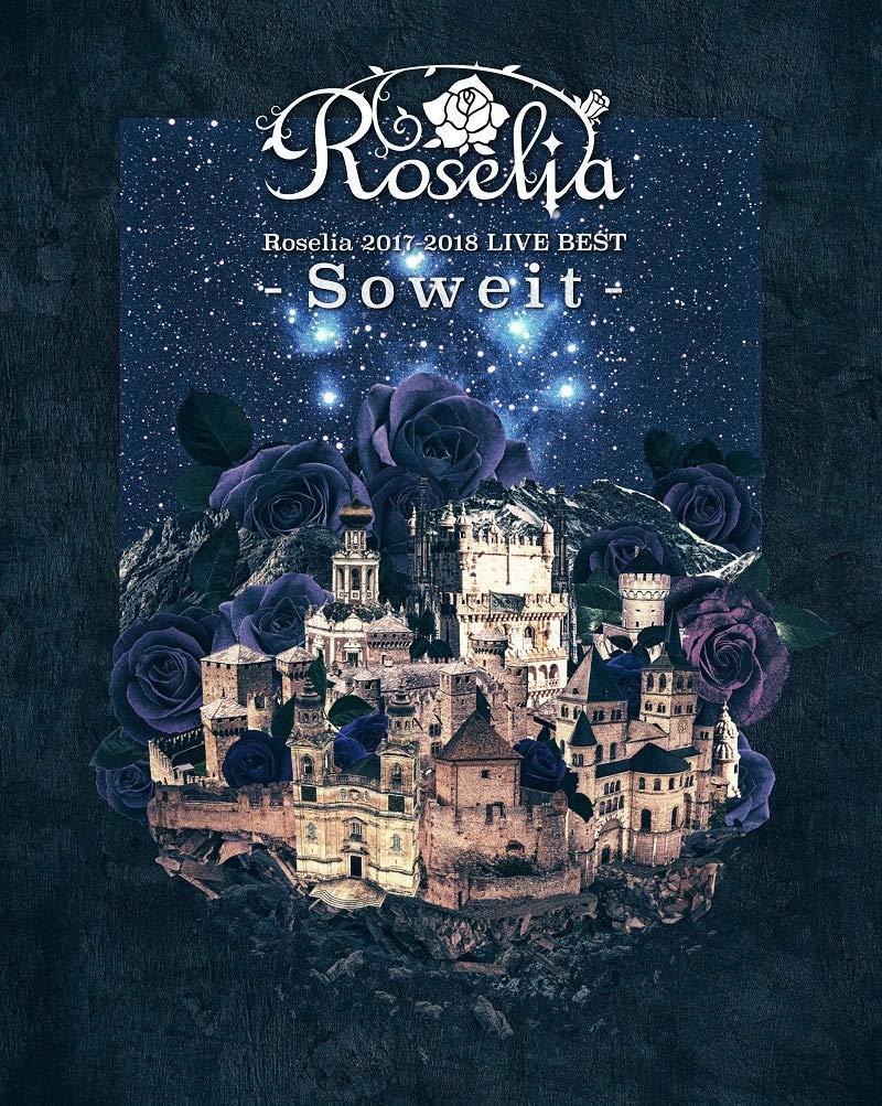[TD-RAWS] Roselia 2017-2018 LIVE BEST -Soweit- [BDRip 1080p HEVC-10bit FLAC]