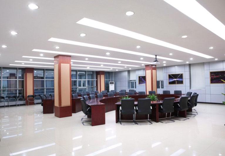 led panel light office meeting room