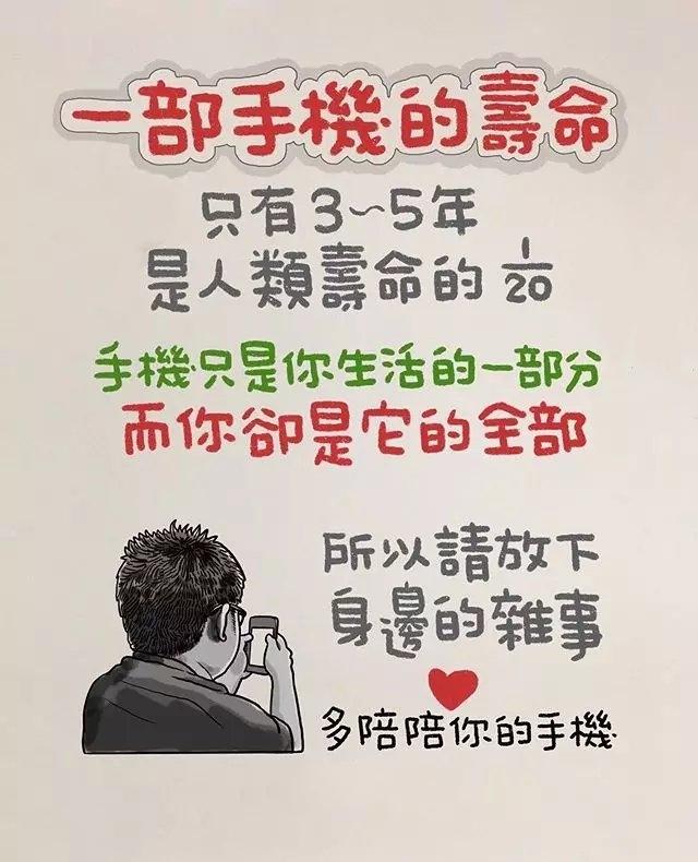 段子20191122:一部手机【长】