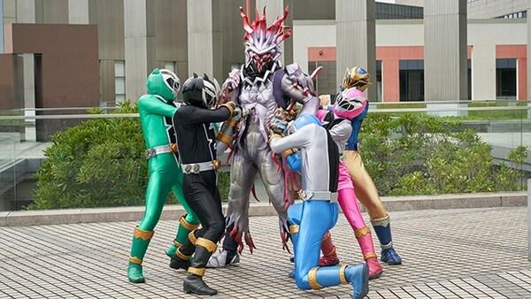 Kishiryu Sentai Ryusoulger Episode 35 Subtitle Indonesia