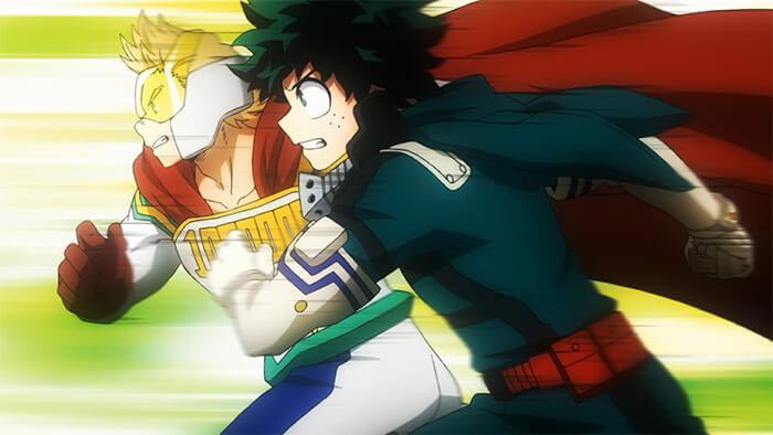 Boku no Hero Academia S4 Episode 7 Subtitle Indonesia