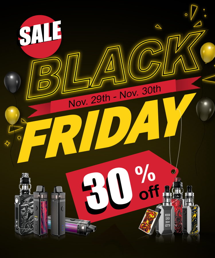 2019 Black Friday Sale:Get your 30% Off Sitewide Coupon