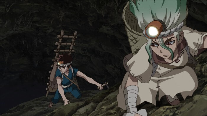 Dr. Stone Episode 22 Subtitle Indonesia