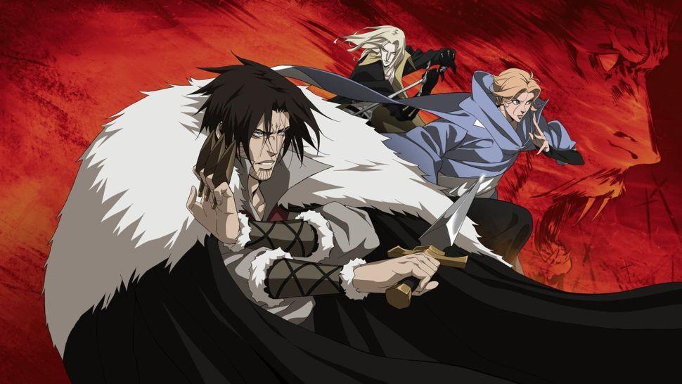 【动漫资讯】《恶魔城》第三季动画播放时间曝光 或于12月开播