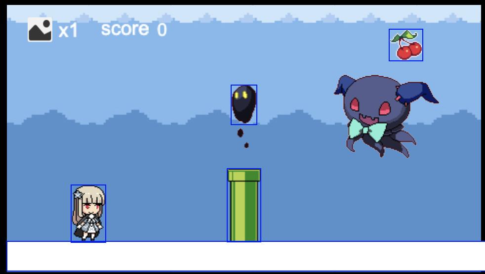 名为怪物的游戏