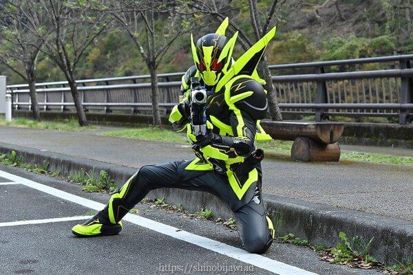 Kamen Rider Zero-One Episode 14 Subtitle Indonesia