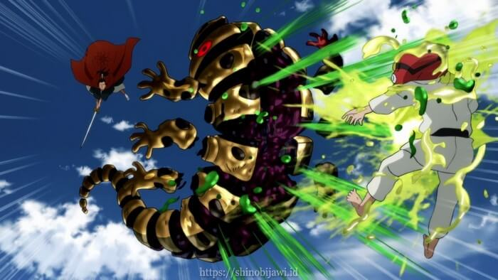 One Punch Man 2nd Season Specials Episode 2 Subtitle Indonesia