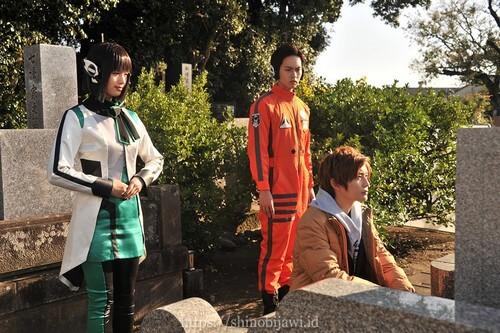 Kamen Rider Zero-One Episode 15 Sub Indo