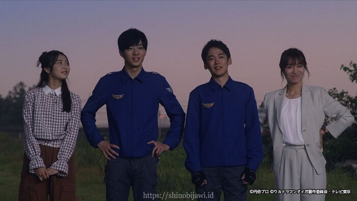 Ultraman Taiga Episode 24 Subtitle Indonesia