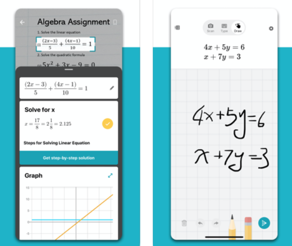 ios苹果软件_微软数学_AI技术讲解数学题_支持安卓