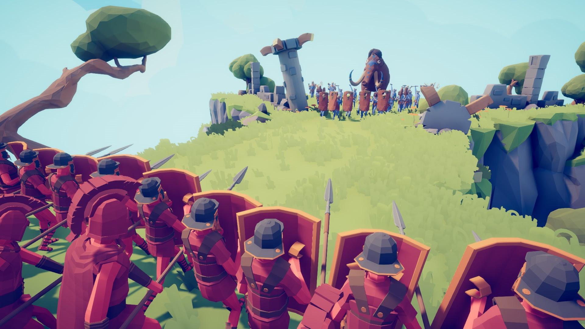 【游戏资讯】Epic喜加一:好评如潮的逗比游戏《全面战争模拟器》