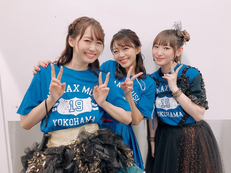 芹泽优、三森铃子、南条爱乃(从左到右)