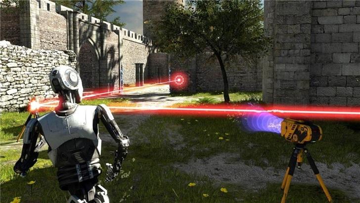 【游戏福利】Epic免费送《塔洛斯的法则》解谜游戏