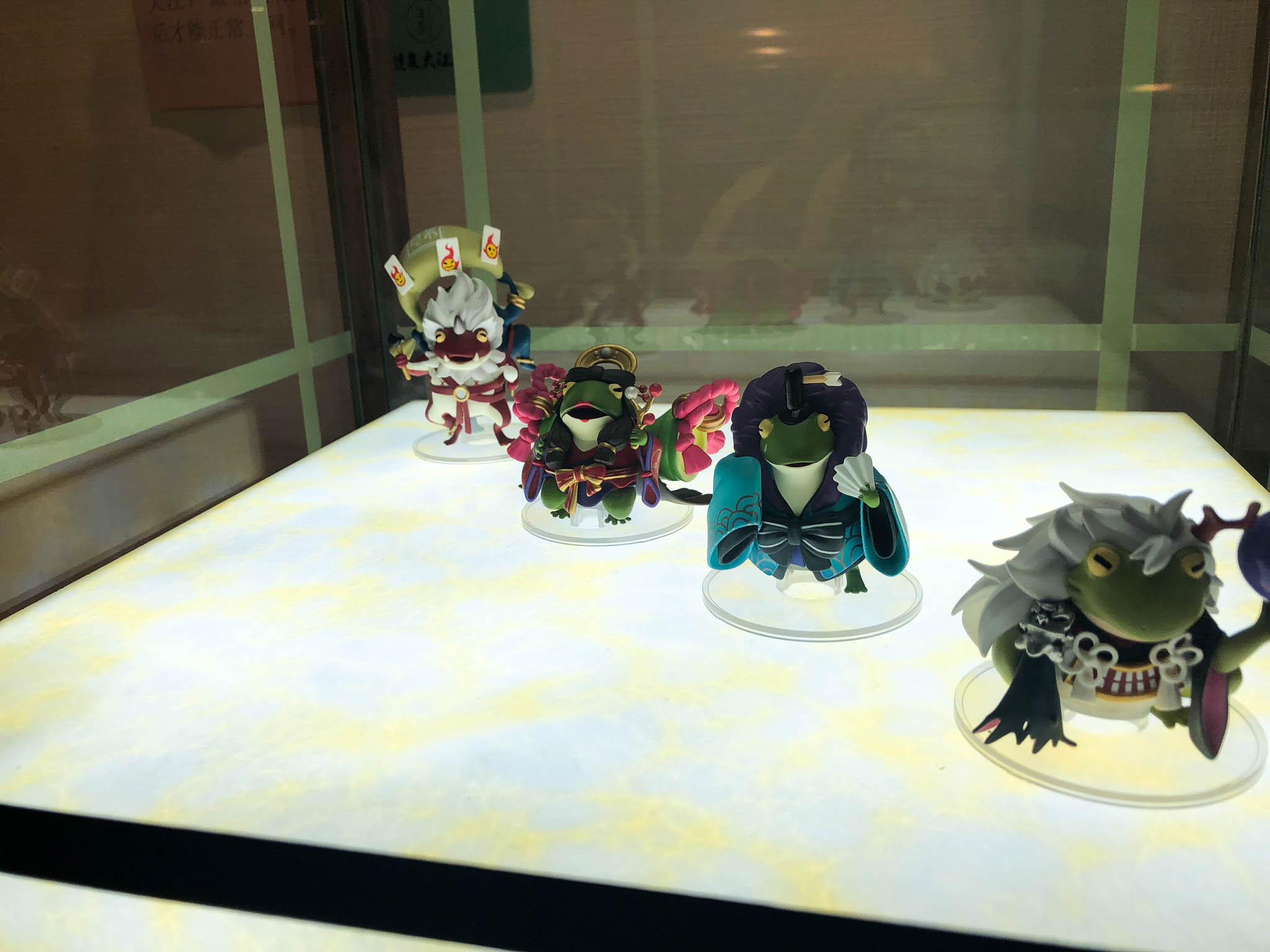 现世妖约阴阳师和风温泉物语-线下体验 游玩 第11张