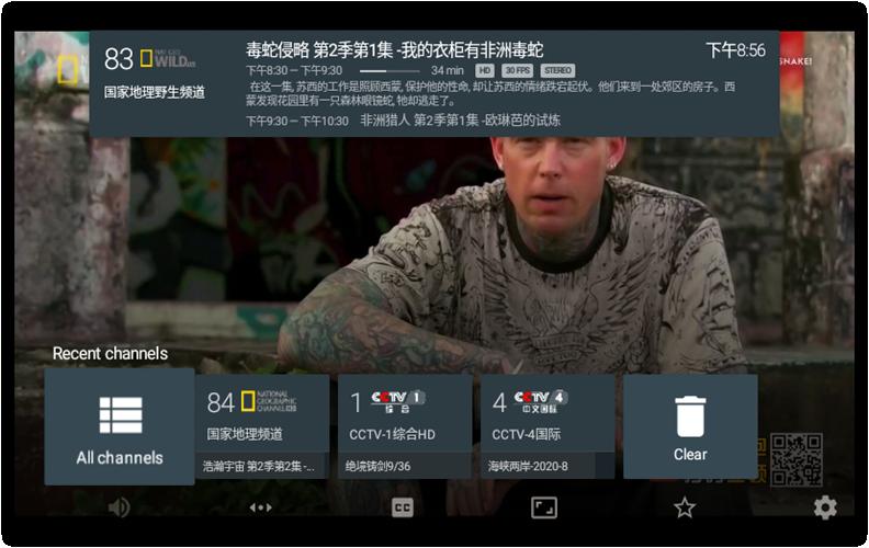 IpTv 1.3.4 高级版,全球频道直播源永久免费