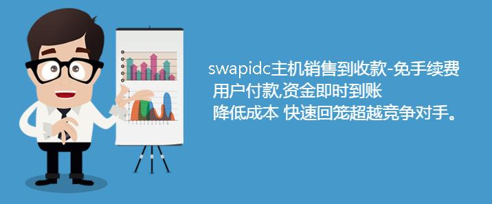 swapidc对接码支付