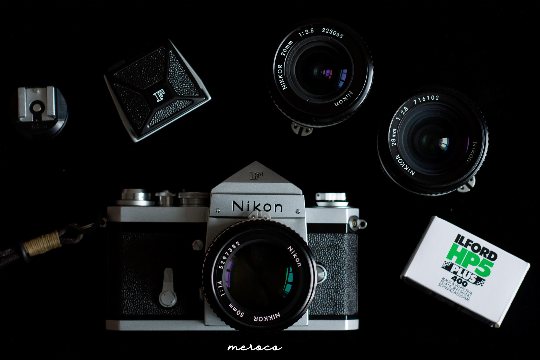 「传奇的开始」Nikon F