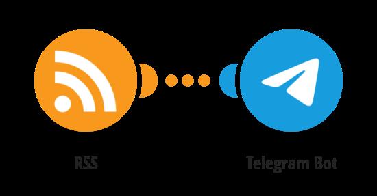 创建你自己的Telegram RSS订阅频道 - 配合Bot自动采集