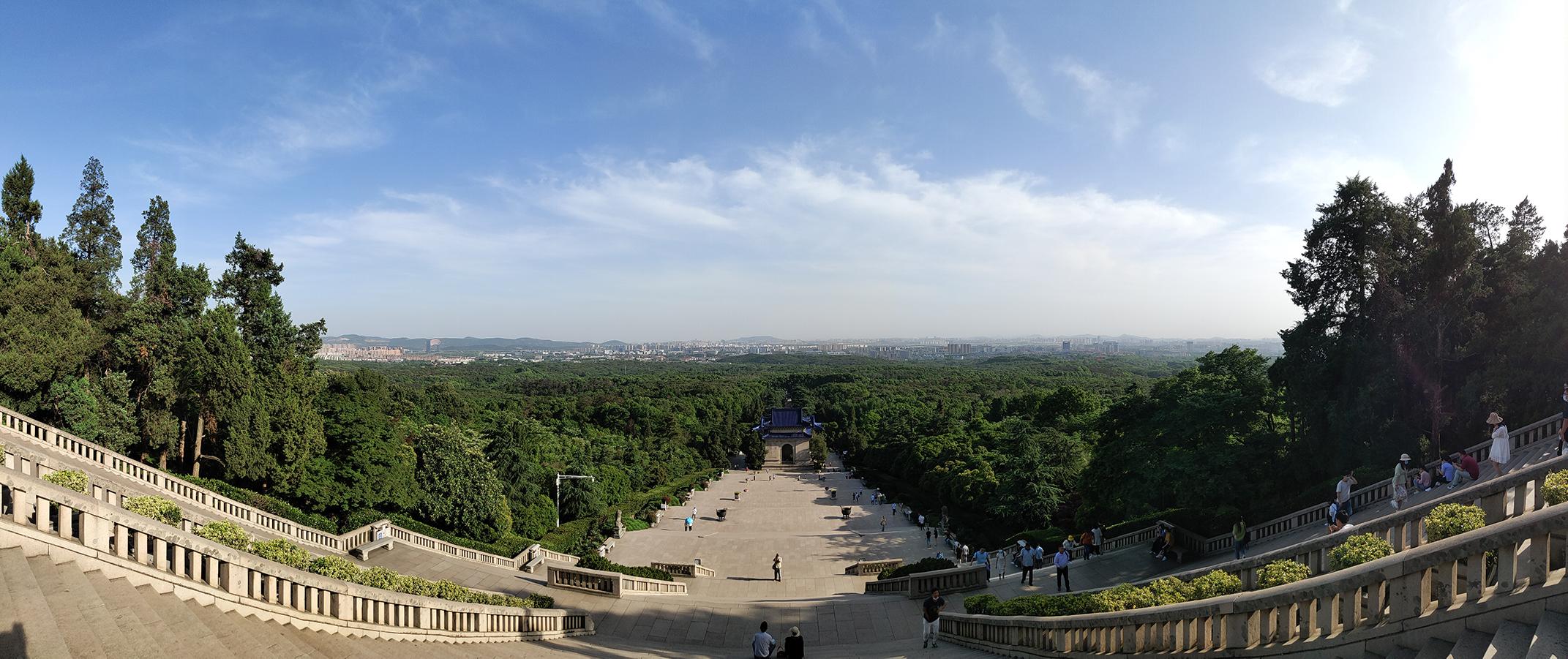 中山陵园-登顶全景图.jpg