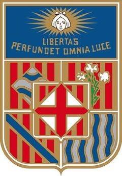 巴塞罗那大学校徽LOGO