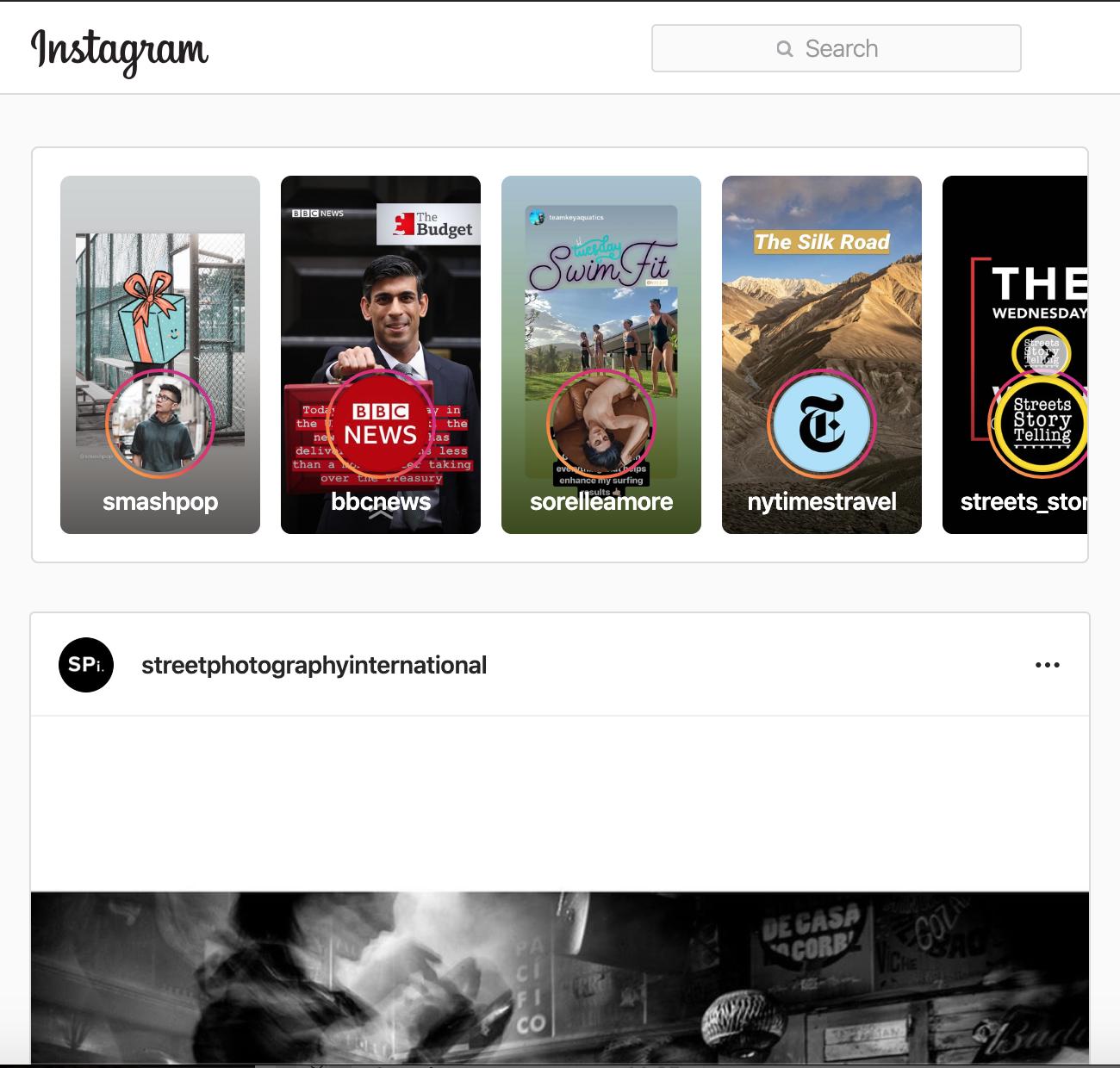 手机、PC 免费蕃蔷上Instagram
