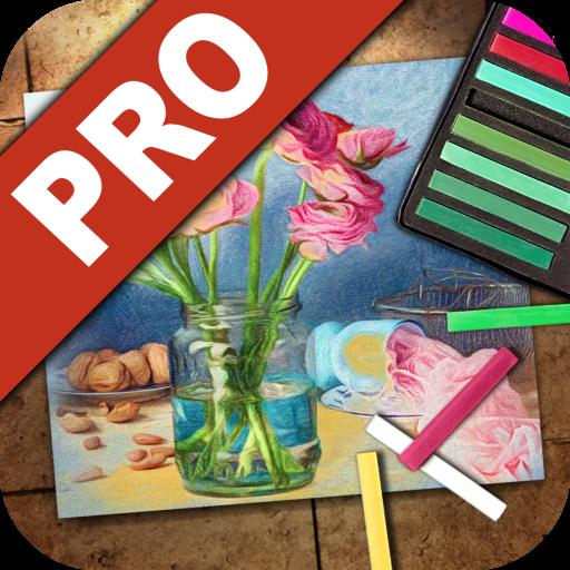 JixiPix Pastello Pro 1.1.16 破解版 – 照片转换铅笔画