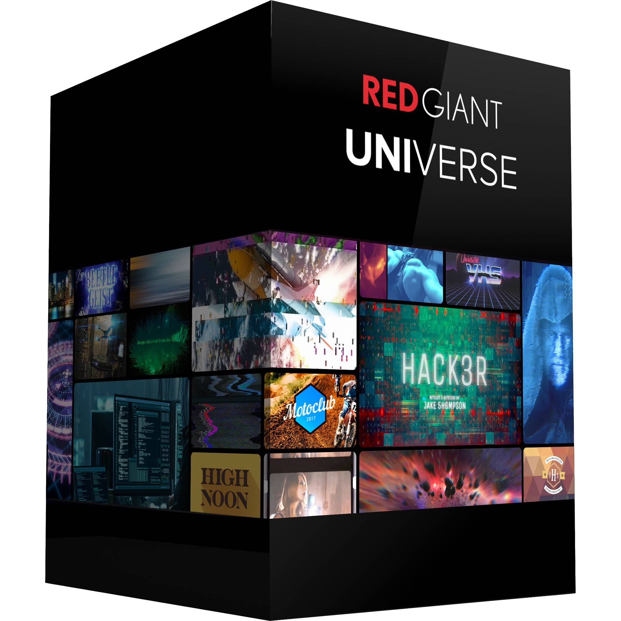 Red Giant Universe 3.2.3 Crack