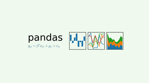 Python的Pandas库中的行列转换