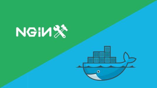 Docker中编译安装nginx