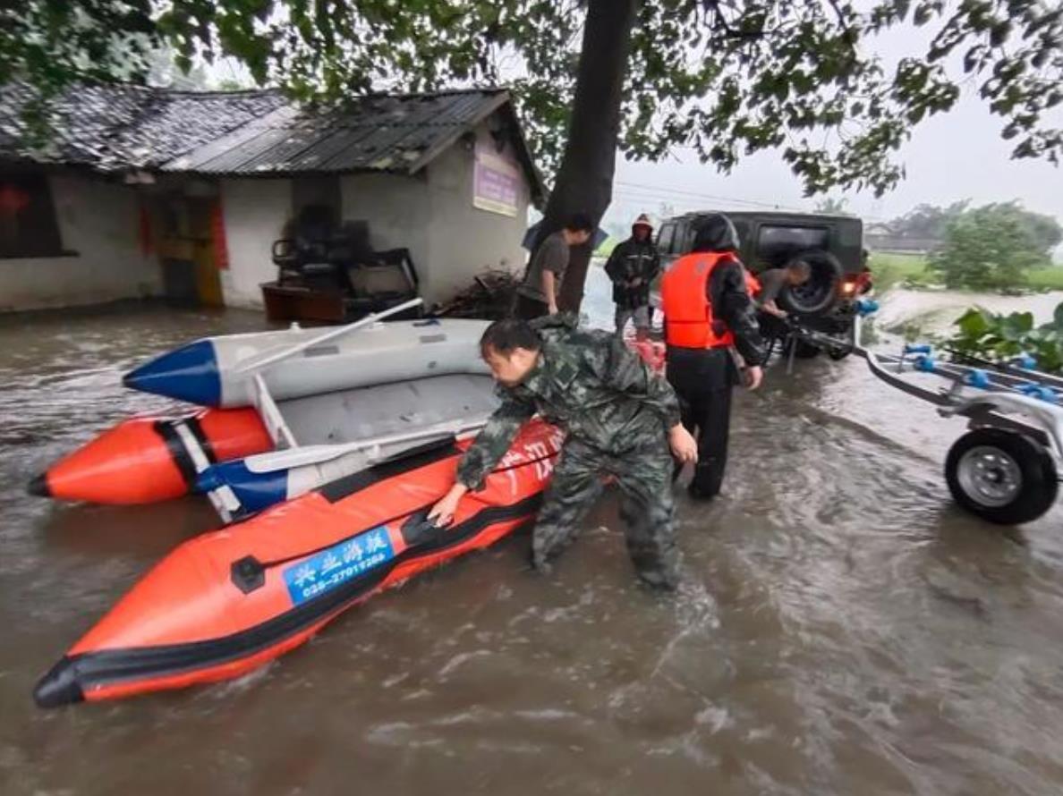四川已有超10万人受灾,洪水期间什么股票大涨?