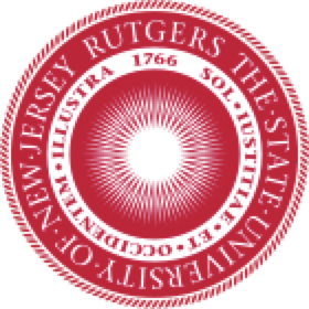 Rutgers罗格斯大学校徽LOGO
