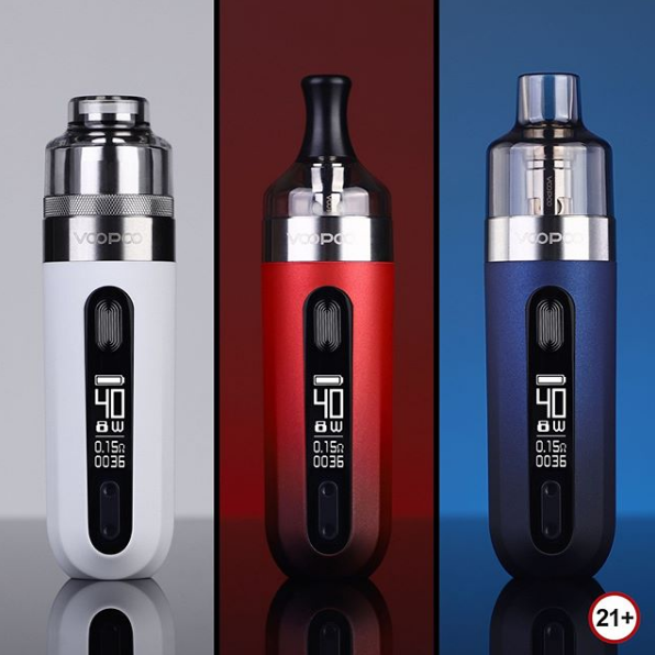 Skin-like Coating Design: Voopoo V Suit Pod Kit J5ru9aQvOmf2XLy