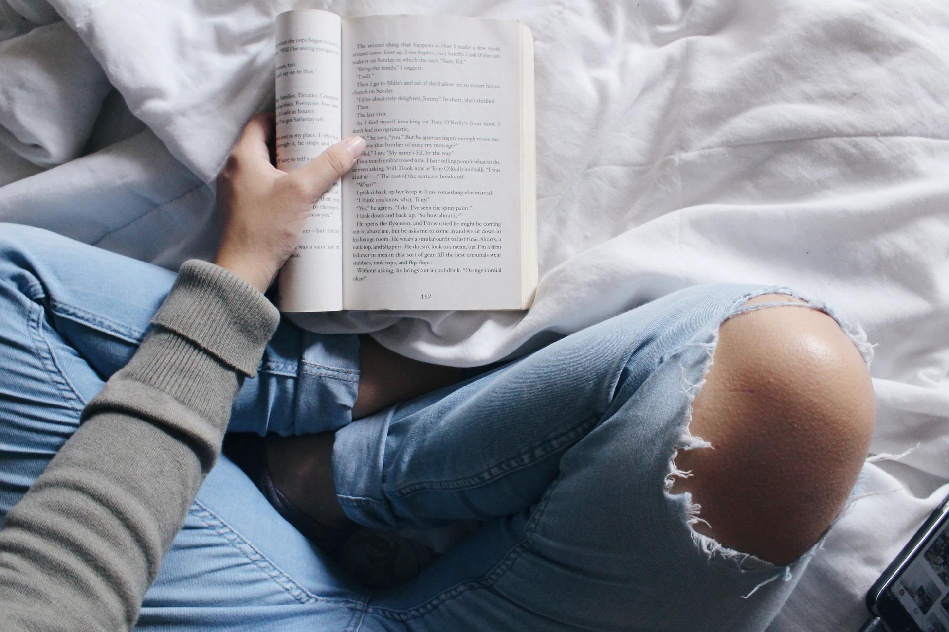 阅读高于自己的作品,远离精神毒品