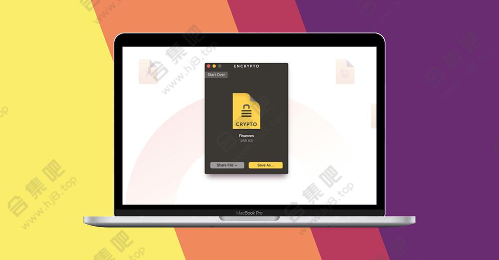 Encrypto – 简单易用、免费的文件夹加密工具【隐私无忧】