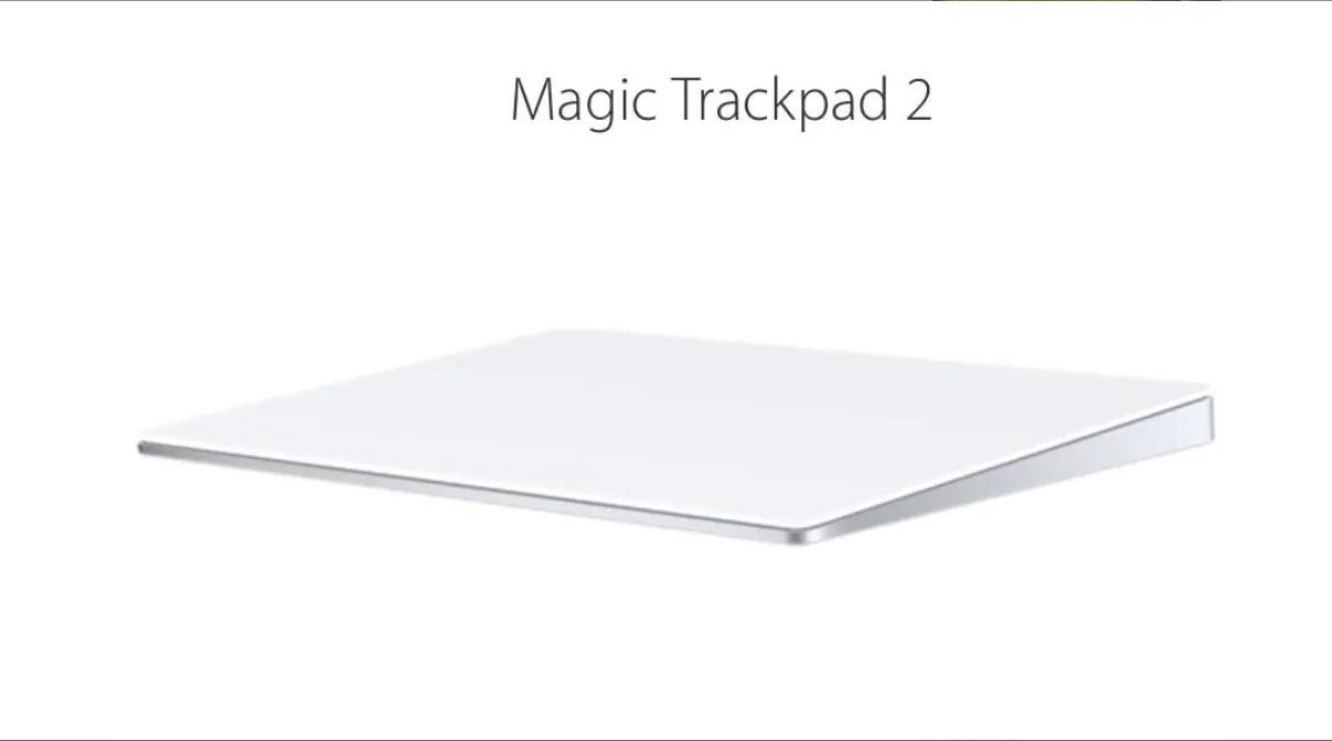 苹果Magic TrackPad 2的使用体验