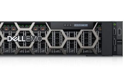 戴尔R740服务器安装centos7.8系统