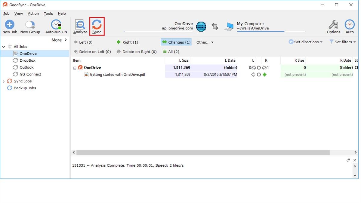 GoodSync Enterprise(文件同步备份) v11.5.0.0 +PJ补丁
