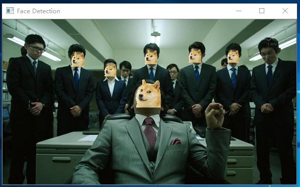 全员Doge!