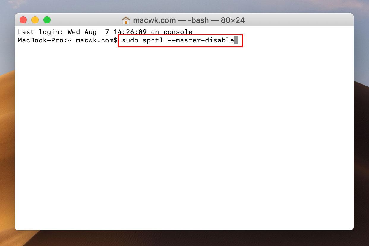 xxx.app 已损坏,无法打开,你应该将它移到废纸篓/打不开 xxx,因为它来自身份不明的开发者解决方法插图3