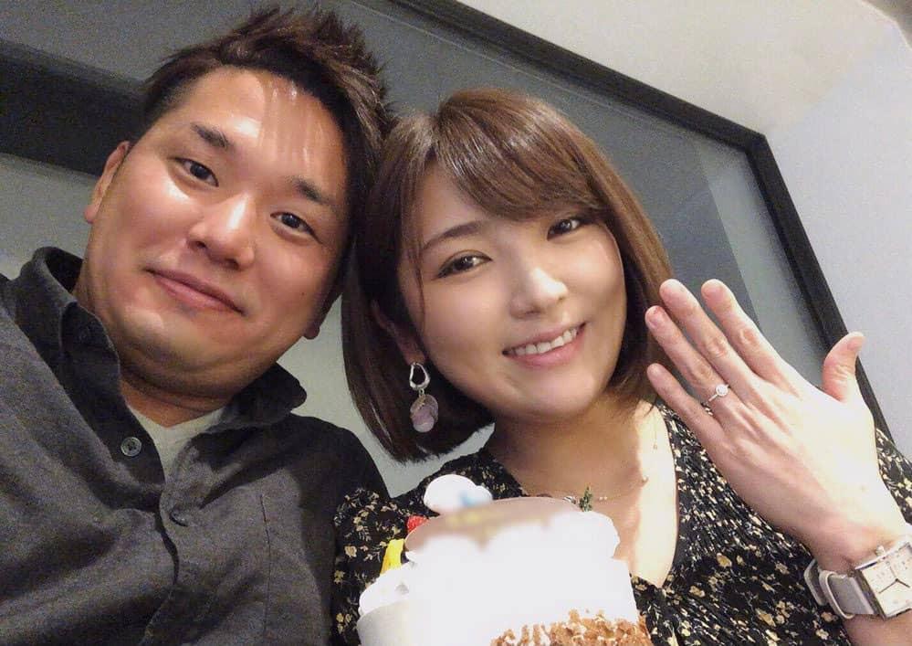 神咲詩織推特发布:将于2021年春季与摔跤手岩崎孝樹结婚-福利巴士