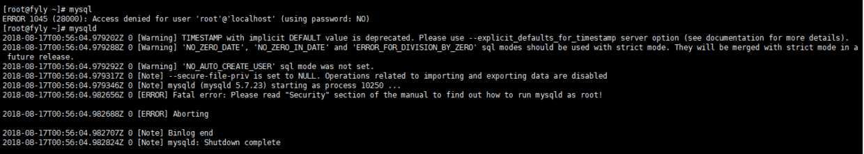 Linux安装Mysql5.7详细教程(CentOS7)