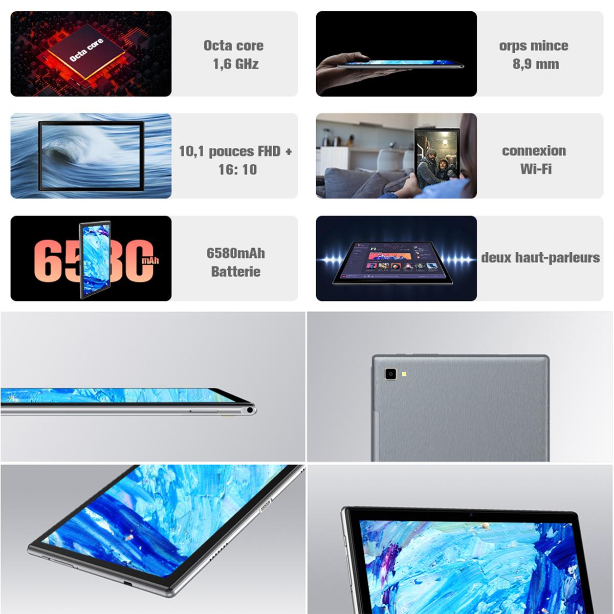 Tablette Tactile - Blackview Tab 8E Gris