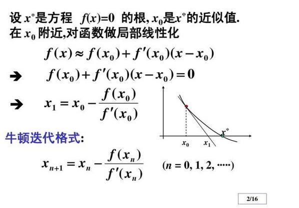 牛顿法求近似根.png